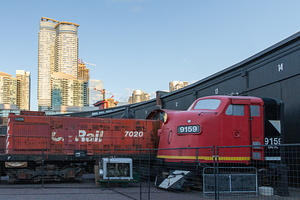 The Toronto Railway Museum